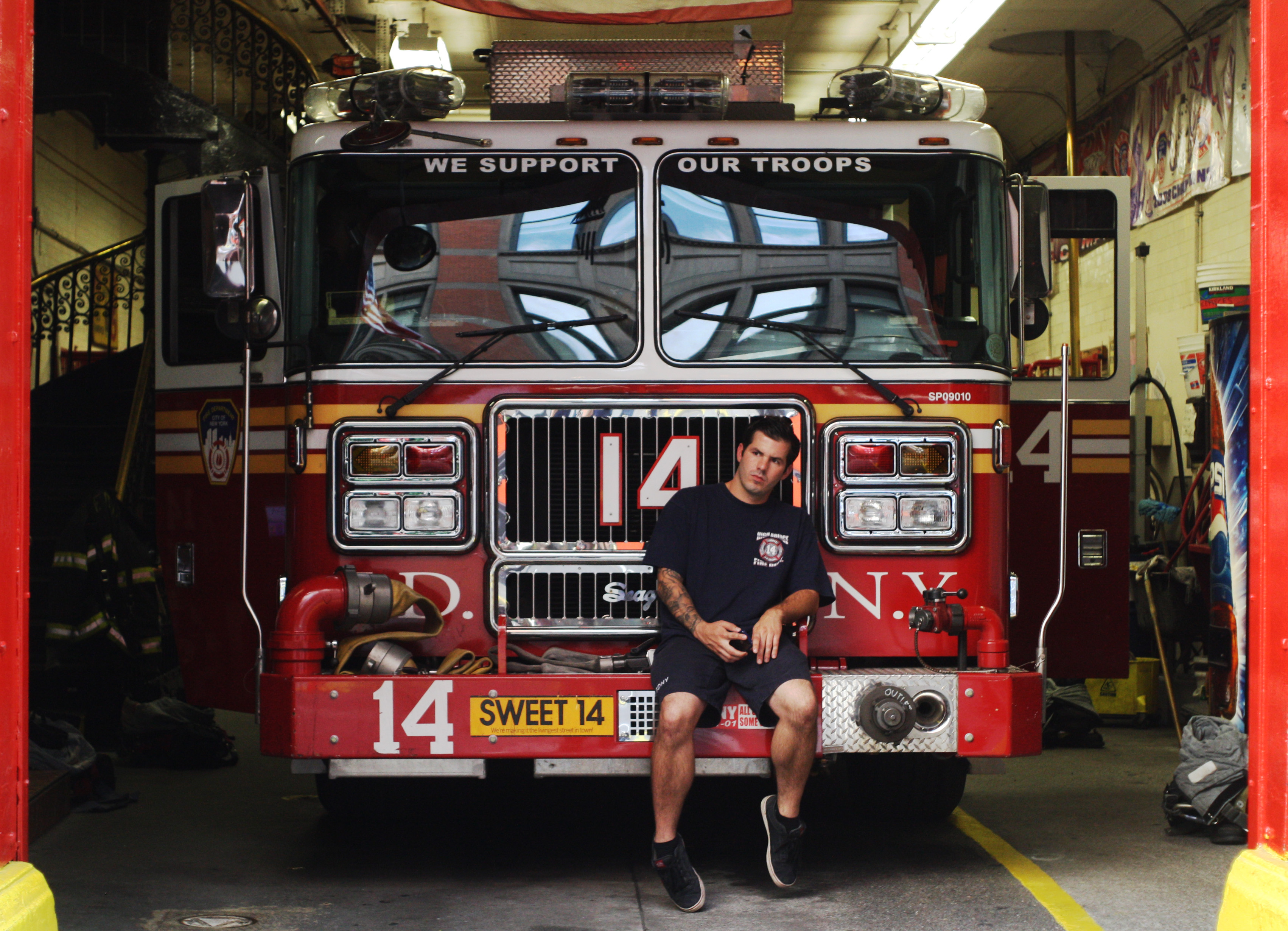 1 fireman